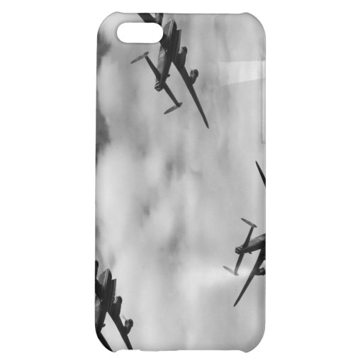 Under Attack! iPhone 5C Covers