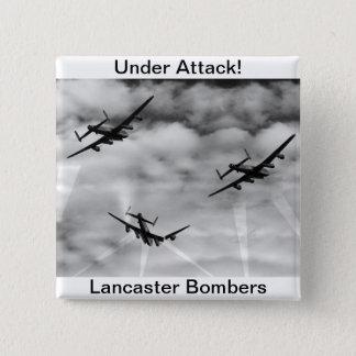 Under Attack! Pinback Button