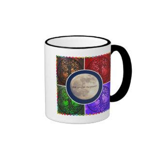 Under August Skies... Ringer Mug