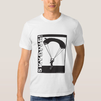 Under Canopy SkyDive! Apparel Shirt