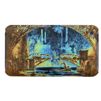 Under Chicago Bridges 1910 iPod Touch Cover