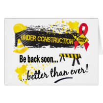 Under Construction Blood Cancer