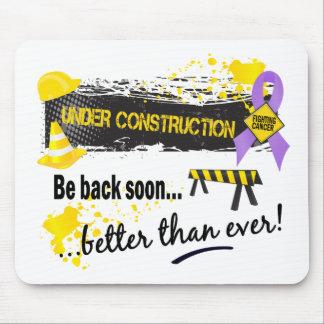 Under Construction Cancer Mousepads