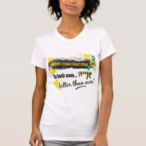 Under Construction Cervical Cancer T-Shirt