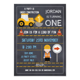 Chalkboard Invitations & Announcements | Zazzle