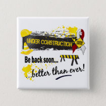 Under Construction Head And Neck Cancer Button