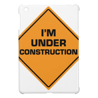Under Construction iPad Mini Cases