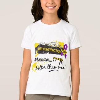 Under Construction Leiomyosarcoma T-Shirt