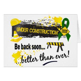 Under Construction Liver Cancer Card