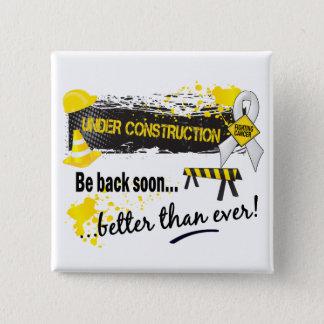 Under Construction Lung Cancer Button