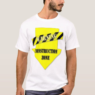 Under Construction Maternity Tee
