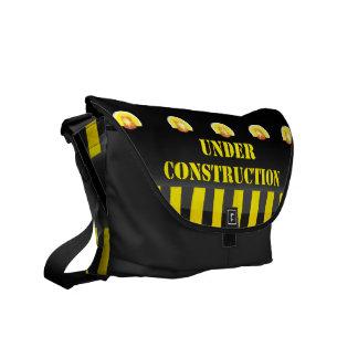 Under Construction Messenger Bags