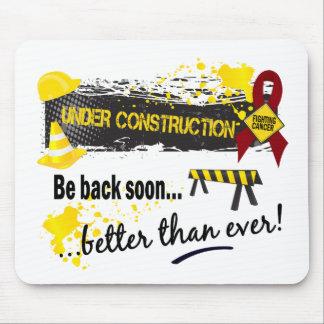 Under Construction Multiple Myeloma Mousepad
