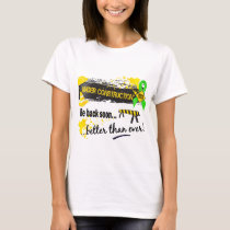 Under Construction Non-Hodgkin's Lymphoma T-Shirt