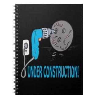 Under Construction Notebooks