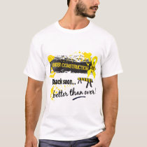 Under Construction Sarcoma T-Shirt