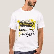 Under Construction Sarcoma T-Shirt