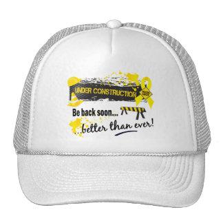 Under Construction Sarcoma Trucker Hat