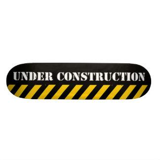Under Construction Skateboard