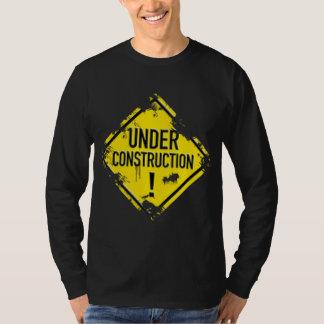 UNDER CONSTRUCTION TEE SHIRT