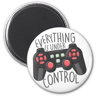 Under Control Magnet