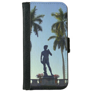 Under Davids Watch Wallet Phone Case For iPhone 6/6s