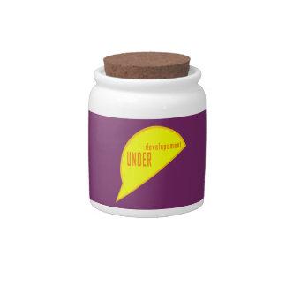 UNDER Developement Candy Jars