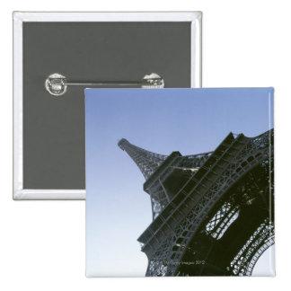 Under Eiffel Tower Pinback Button