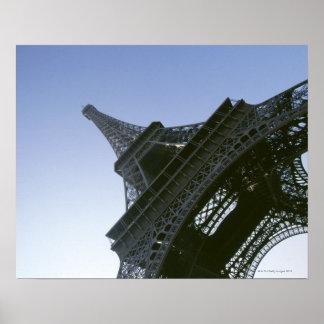 Under Eiffel Tower Poster