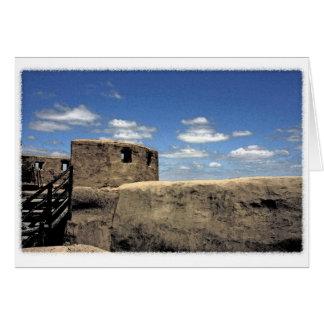 Under Endless Prairie Skies Card