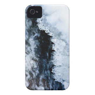Under ice iPhone 4 case Barely There