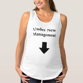 Under New Management Expecting T-Shirt
