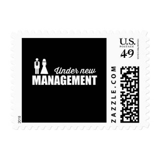 Under New Management Postage