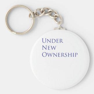 Under new ownership keychain