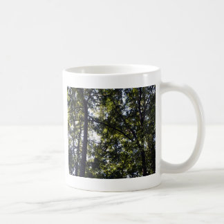 Under Oak Trees Coffee Mug
