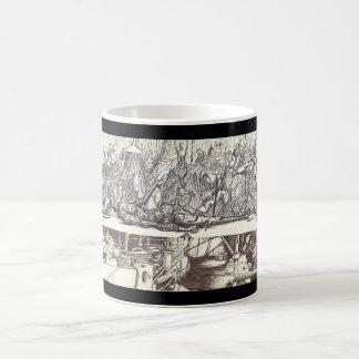 Under Observation, by Brian Benson, Coffee Mug