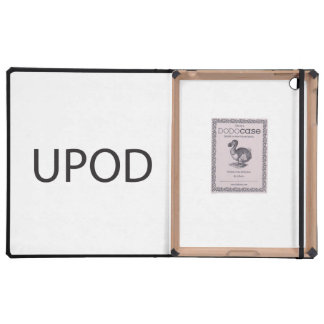 Under Promise Over Deliver.ai iPad Cases
