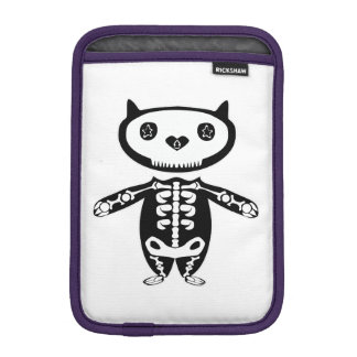 under protection by the almighty Cat Skeleton Sleeve For iPad Mini