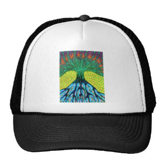 Under Protection Of Night Trucker Hat