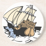 Under Sail Drink Coasters