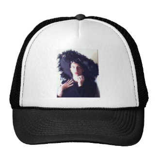 Under Seperate Covers Mesh Hat