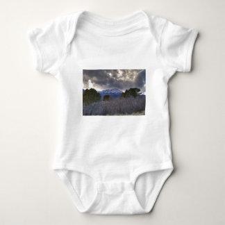 Under Stormy Sky Baby Bodysuit