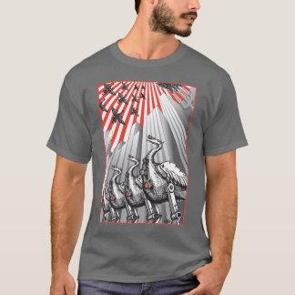 Under Surveillance Dark Gray T-Shirt