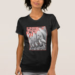 Under Surveillance Ladies Petite T-Shirt