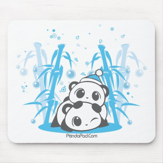 Under the Bamboo Tree mousepad