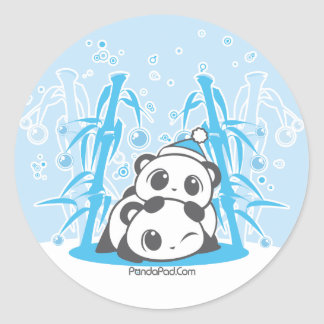 Under the Bamboo Tree Sticker Sheet