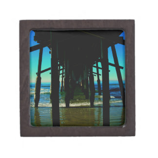Under the Beautiful Pier of Newport Beach Gift Box