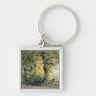 Under the Beeches Keychains