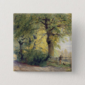 Under the Beeches Pinback Button