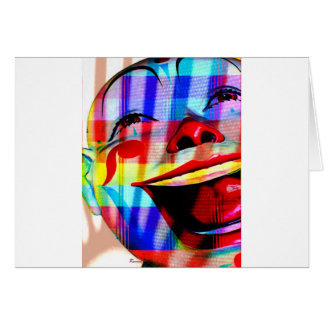 UNDER THE BIG TENT.jpg Greeting Cards